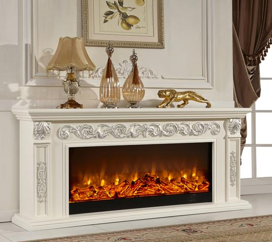 European Style Fireplace Core Electric Fireplace Core