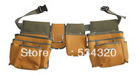 Professional  Carpenters Tool Belt,Waist tool bag with 16 Pocket