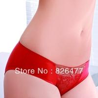 On Sales 6 pcs/lot Lace underwear women sexy transparent panties for women ultra thin underwear briefs low waist panty wholesale