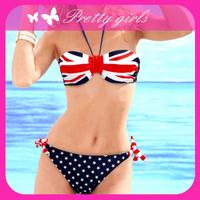 free shipping, accept drop shipping, size m, l, xl, 2 Colors Fashion Strapless Sexi Hot Girl Bikini
