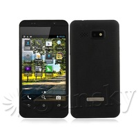 HTM H80W 4.1inch Multi Android4.2 Touch Screen MTK6572W Dual Core Smartphone dual Camera with 3G GPS