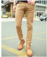 2013 New Leisure Style Tideway Popular Color Matching Men's Pants