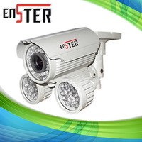 "IP66 Waterproof Bullet Camera CCTV analog  camera EST-W12559-C  Color 1/3"" CMOS/DIS 1200TVL  Low Illumination,IR-CUT camera"