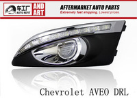 Upgrade ! Free shipping,2013 chevrolet sonic ,Chevrolet Aveo 2010~2012 LED DRL, daytime running lights,fog lights,Aveo products