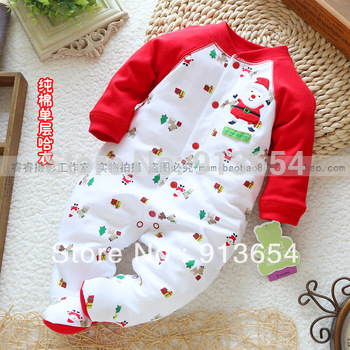 Baru 2014 musim gugur musim semi baru lahir pakaian bayi bayi laki