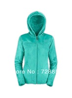 Free Shipping New arrival Fashion Outdoor Sports Women's Clothes Blue  Quality Jacket  Winter Warm OSITO Coat  Hoody 377