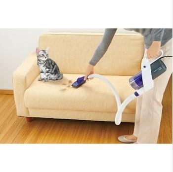 Electrical appliances twinbird pet vacuum cleaner hc-e246 split hand-held