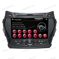 car DVD GPS for HYUNDAI IX45 /Santa Fe 2013 Mp3 MP4 MP5 player