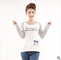 2013 new arrival cheap fashion cotton print t shirt women brand casual t shirts and blouse tshirt ladies
