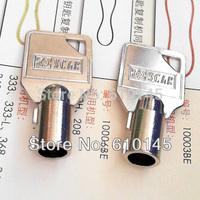 Plum blossom lock,7.8mm tubular blank key