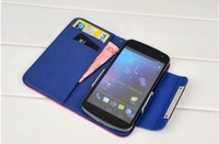 free shipping, 5.7 inch New Leather Case For Star B6000 Smart Phone