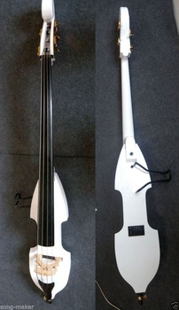New Electric Upright Double Bass 3/4 size Parted Model Powerful Sound