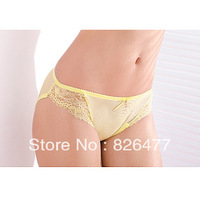 6 pcs/lot Lace underwear women sexy gauze breathable panties for women ultra thin underwear briefs low waist panty wholesale
