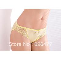 6 pcs/lot Lace underwear women sexy gauze breathable panties for women ultra thin underwear briefs low waist panty wholesale