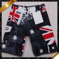 Пляжные  шорты для мальчиков Ship Billabong Blue Green Color Kids Surf Board Shorts Boardshorts Beach Swim Pants Beachwear Swimwear