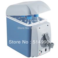 New Temperature 21-65 ,Brand New 7.5l Mini Car Refrigerator /Car Small Refrigerator Dual-use Refrigerator Insulin Breast 6-10LM