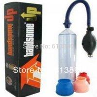 100pcs/lot  DHL  or fedex or UPS free handsome up penis pump enlarge enlargement