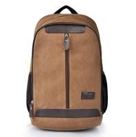 Backpacks Canvas Bag Men Student School Vintage Traveling Laptop Bags Rucksack Zipper Sport Good Quality