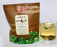 Top grade 120g Jasmine green tea Luzhou flavor Organic Jasmine Flower Tea green tea Anti-cancer Green Tea for health care