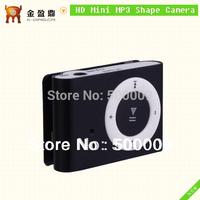 HD Mini AV Recording, Take Photo and Video Recorder MP3 Shape Camera KD-801