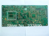 8-layer fr4 pcb prototype circuit board fabric Manufacture service smart board siding