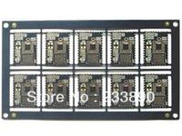 6-layer fr4 pcb prototype circuit board fabric Manufacture service smart board siding