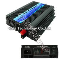 wholesale Solar System Grid Tie Inverter CE/ROHS DC15V-60V 500W Output AC90V-140V/AC180V-260V Free shipping