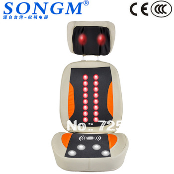 New Thai Multifunctional Kneading & Vibrating Massage Cushion