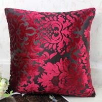 Fashion double faced thickening car sofa ofhead big pillow cushion kaozhen pillow case
