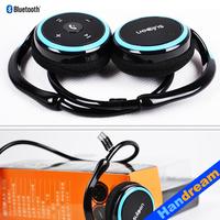 Handream star headphones AX-610 sport bluetooth headphone stereo headphone with mic colorful earphone