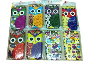 100pcs Customer Design Color Print Hard back mobile/cell phone case for Samsung Galaxy S3 I9300-owlsereis