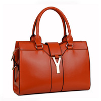 Women's Genuine Leather Handbag Hot-Selling Fashion Casual Bag