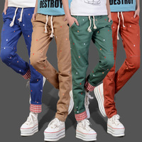 Teenage women's autumn 2013 pants casual pants skinny pants young girl long trousers