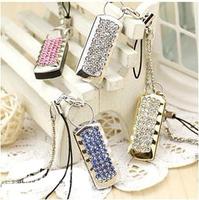 Christmas gift Jewelry USB Flash Drive Usb 2.0 2gb 4gb 8gb 16gb Usb Pendrive F-H062