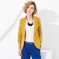 Mecox LANE women's 2013 autumn chromophous all-match outerwear female blazer