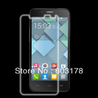 100sets/lot (2pcs/set) Clear screen protector for Alcatel One touch idol mini, with retail package