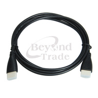 1.5M 5FT New Premium High Speed HDMI to HDMI Cable with Ethernet Black 1.4 V Free Shipping