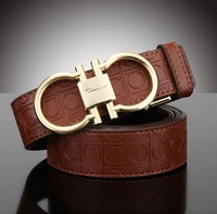 new arrival female belts Fashion women's belt  men belt  Casual men leather belt  high quality