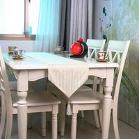 free shipping printing bronzier multicolour stripe table runner home table runner bed flag