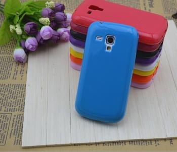 Гибкий защитный гель тпу телефон чехол задняя крышка для Samsung Galaxy S Duos GT S7562 S7560 GT-S7562
