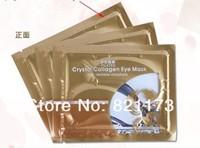 5000pcs/lot Fashion Crystal Collagen Eye Skin Mask Patch Anti-wrinkle-moisture eye care products