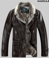 men's winter leather coat mens genuine leather outerwear coats sheep skin leather jacket motorcycle jacket men leatherM-5XL