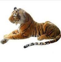2013 new Stuffed Toys Artificial tiger plush toy dolls mascot free shipping