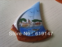 Croatia  World Tourism Memorial Souvenir Gift Handmade City Fridge Magnet