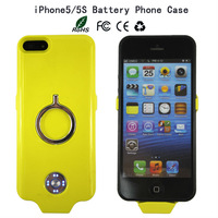 New arriving portable rechargeable  power case for iphone 5/5S