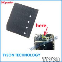 Proximity Sensor Fix / Repair Pad Sponge Sticker Foam Cushion Adhesive for iPhone 4 4g 4s 200pcs/lot Free Shipping