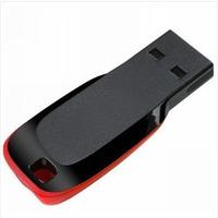 Cz50 business gift usb flash drive 4gb mini usb flash drive ultra-thin packaging