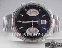 BRAND luxury wholesale Luxury NEW MENS CAV511A GRAND CALIBRE 17 RS Black Dial Automatic Chrono box SAPPHIRE GLASS sports watch