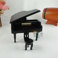 Yunsheng mechanism wooden piano music box music box canon