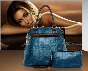 New 2013 Fashion WEIDIPOLO brand bag Genuine Leather handbag women leather handbags Shoulder Bag women messenger bag